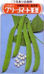 グリーンマート菜豆