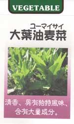 大葉油麦菜(ユーマイサイ)